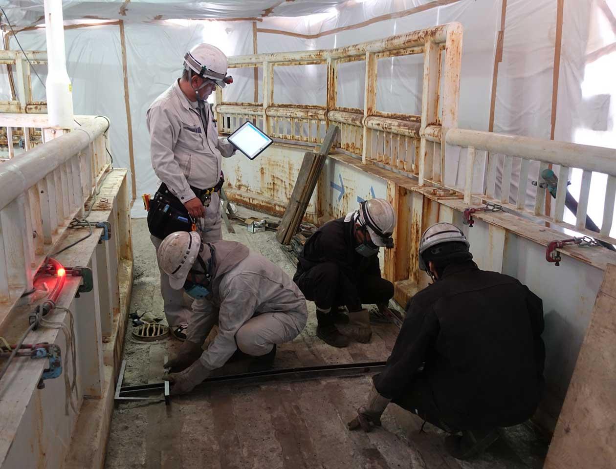 土木・鋼道路橋・舗装・塗装工事1