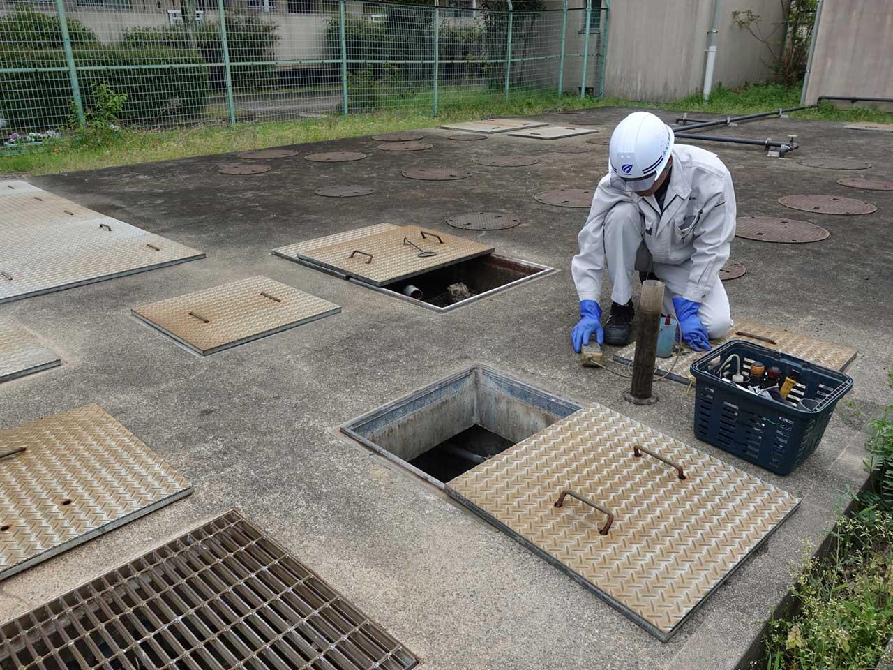 汚水処理施設設計施工維持管理2
